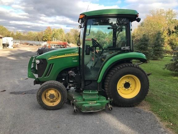 2011 John Deere 3520 Tractor For Sale