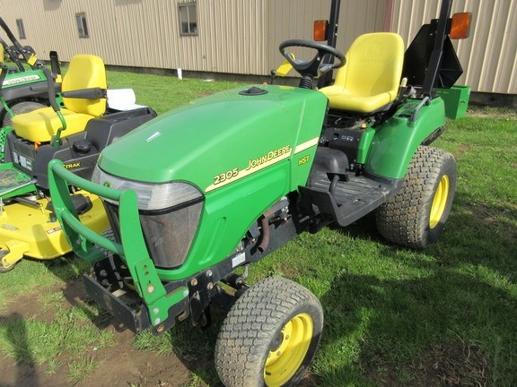 2009 John Deere 2305 Tractor - Compact Utility For Sale