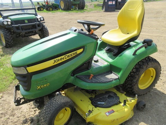2014 John Deere X540 Lawn Mower For Sale