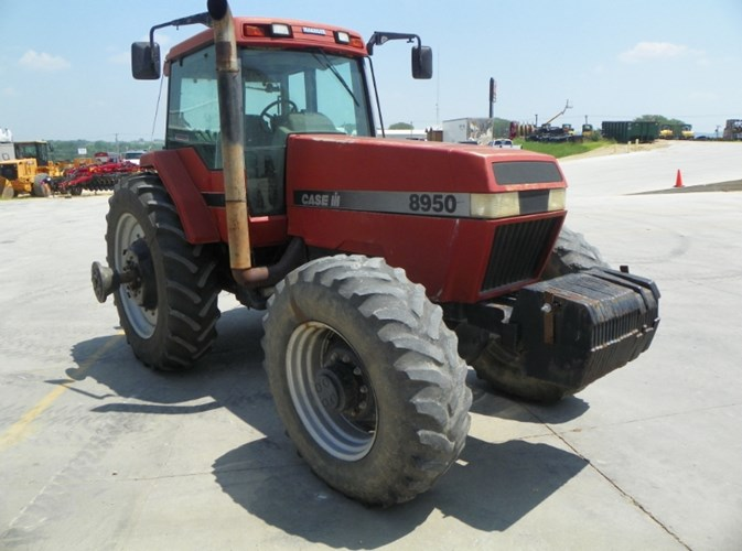 1997 Case IH 8950 Tractor For Sale