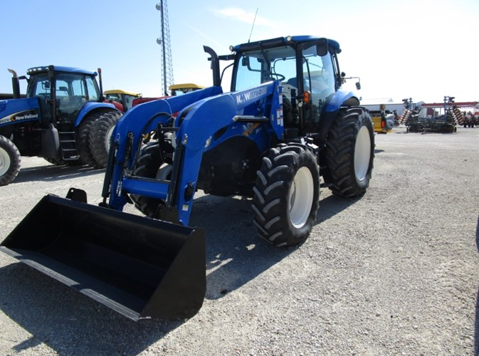 2015 New Holland T6.145 Tractor For Sale