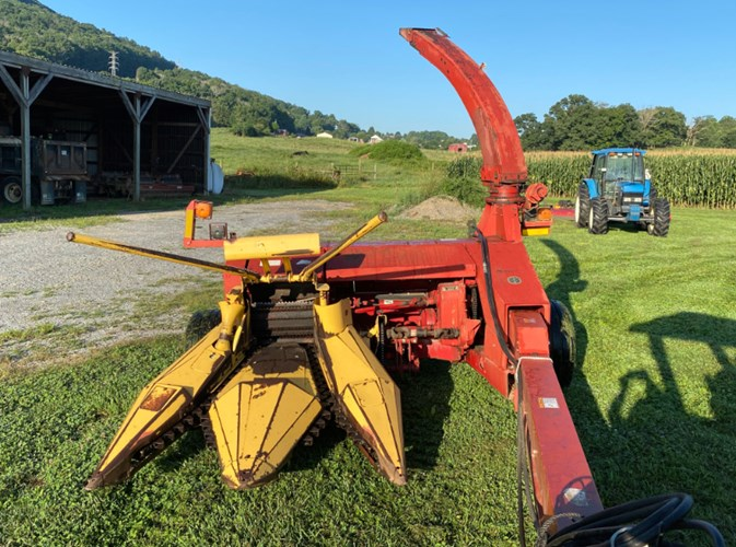 2007 New Holland FP230 Forage Harvester-Pull Type For Sale