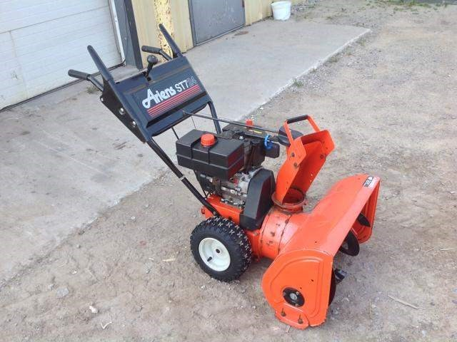 Ariens ST724 Snow Blower For Sale