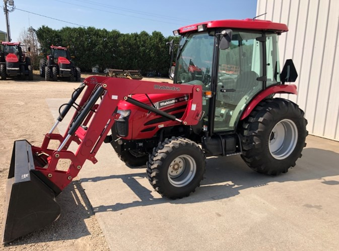 2013 Mahindra 5010 Tractor For Sale