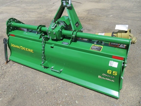 2017 John Deere 665 Rotary Tiller For Sale