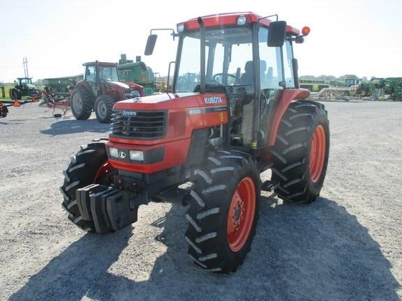 2005 Kubota M9000 Tractor For Sale
