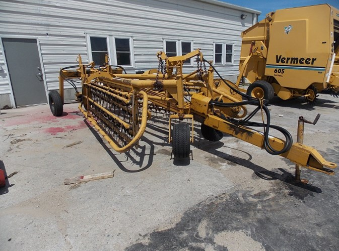 Vermeer R23 Tedder Rake For Sale