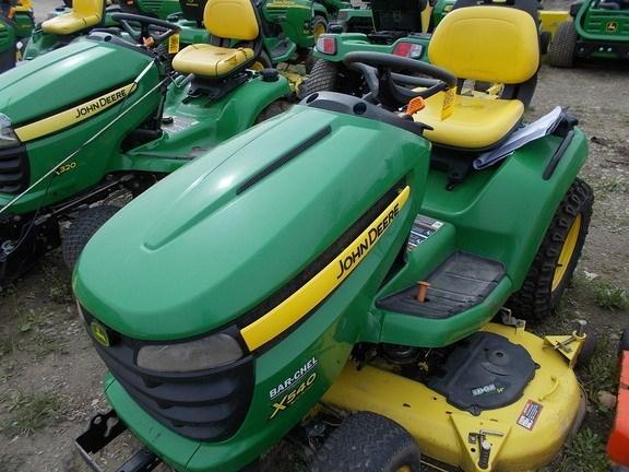 2006 John Deere X540 Lawn Mower For Sale