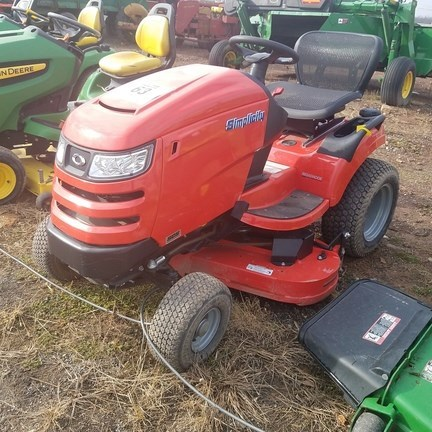2015 Simplicity Broadmoor Lawn Mower For Sale