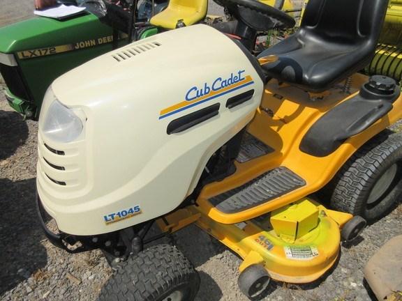2007 Cub Cadet LT145 Lawn Mower For Sale