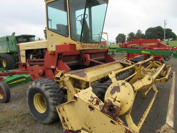 1986 New Holland 1496 Mower Conditioner For Sale