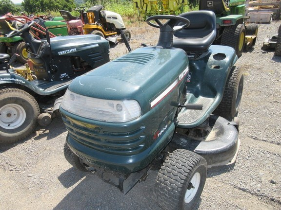 Craftsman LT1000 Lawn Mower For Sale