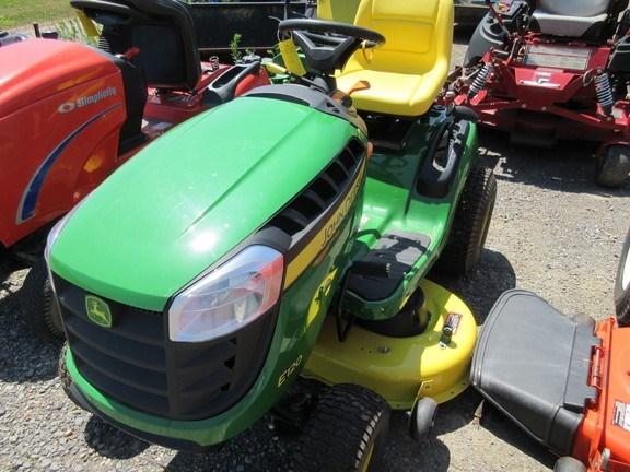 2018 John Deere E120 Lawn Mower For Sale