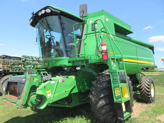 2009 John Deere 9570 STS Combine For Sale