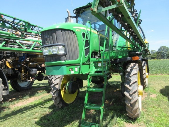 2013 John Deere 4630 Sprayer-Self Propelled For Sale