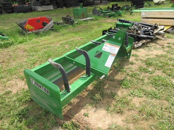 2017 Frontier BB2072 Tractor Blades For Sale