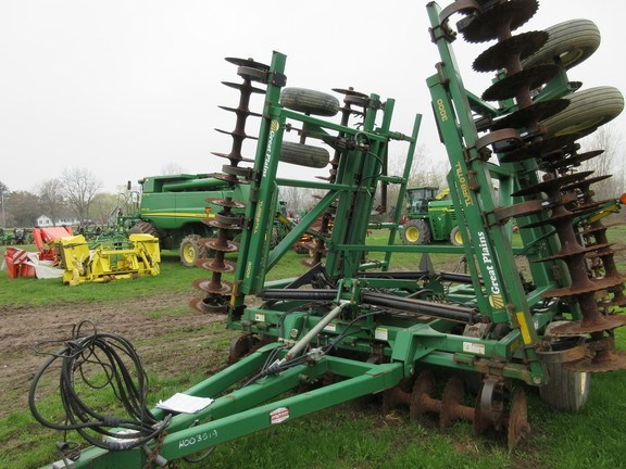 2009 Great Plains 3000TT Vertical Tillage For Sale