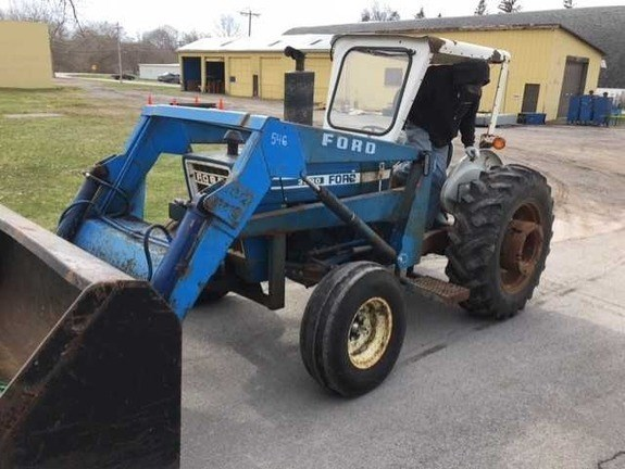 1982 Ford 3600 Tractor For Sale