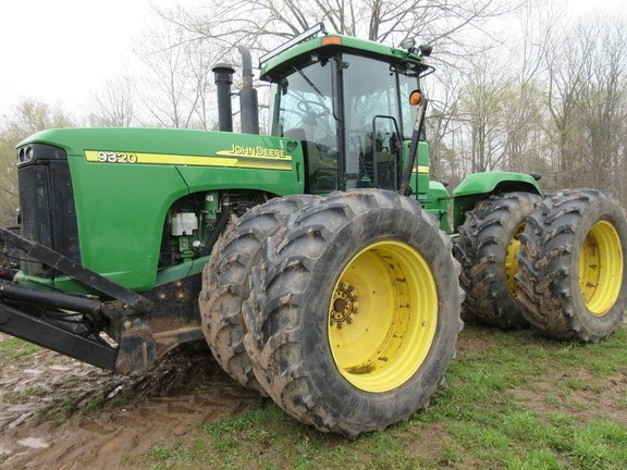 2004 John Deere 9320 Tractor For Sale