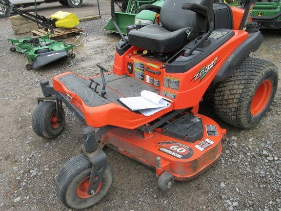 2016 Kubota ZG327PA-60 Zero Turn Mower For Sale