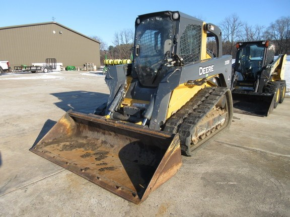 2011 John Deere 333D Skid Steer-Track For Sale