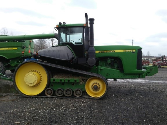 2000 John Deere 9400T Tractor - Track For Sale