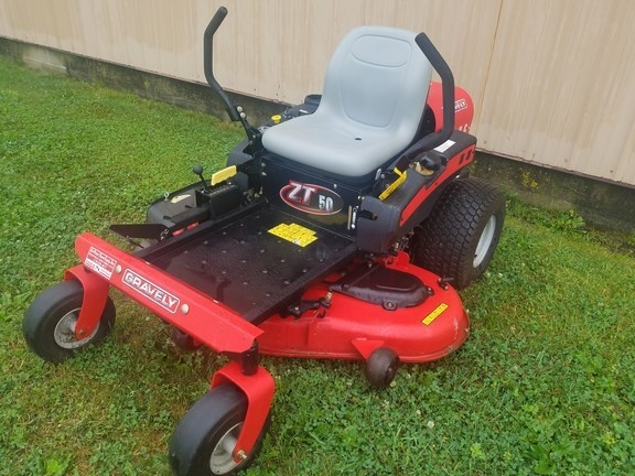 2014 Gravely ZT 50 Zero Turn Mower For Sale