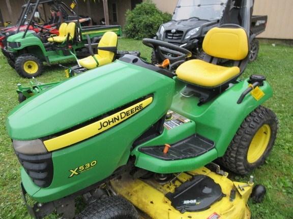 2013 John Deere X530 Lawn Mower For Sale