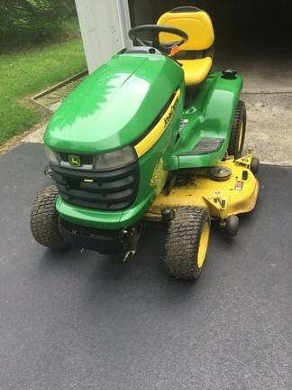 2010 John Deere X360 Lawn Mower For Sale