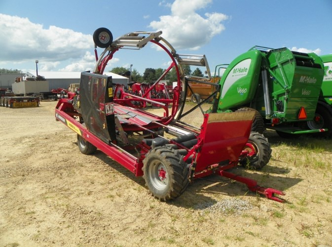 2015 Anderson HYBRID X Bale Wrapper For Sale