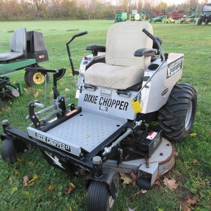 2005 Dixie Chopper LT2400-50D Zero Turn Mower For Sale