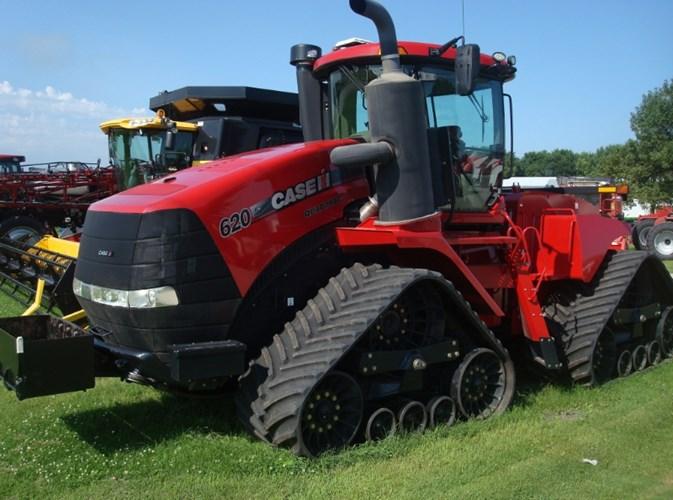 2016 Case IH STEIGER 620 Tractor For Sale