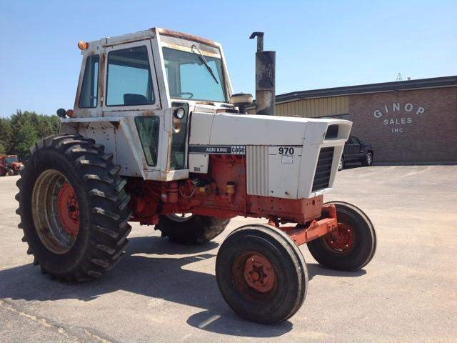 1976 Case 970 Tractor For Sale