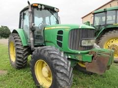 Tractor - Row Crop For Sale 2007 John Deere 7130 , 100 HP