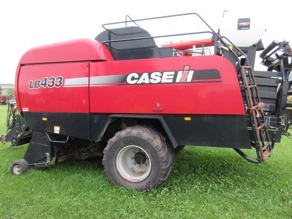 2009 Case IH LB433 Baler-Big Square For Sale