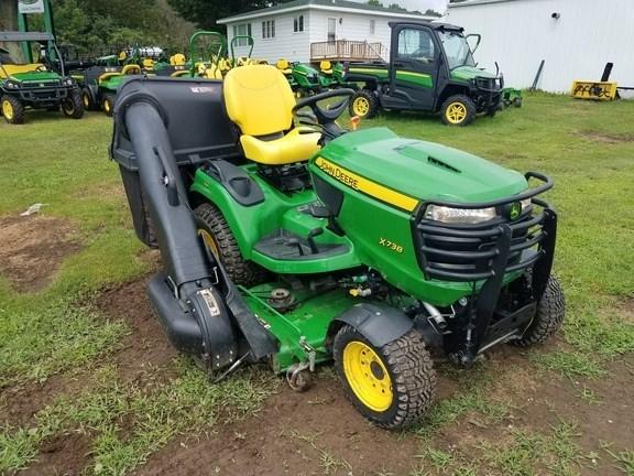 2017 John Deere X738 Lawn Mower For Sale