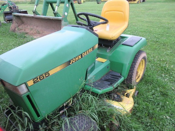 1989 John Deere 265 Lawn Mower For Sale