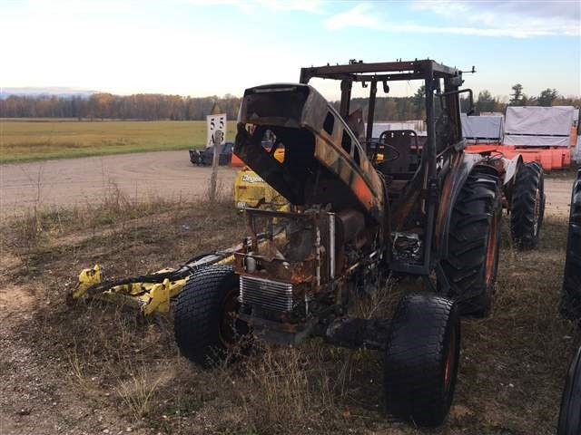 2004 Kubota L5030HSTC Tractor For Sale