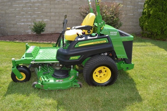 2017 John Deere Z997R Zero Turn Mower For Sale