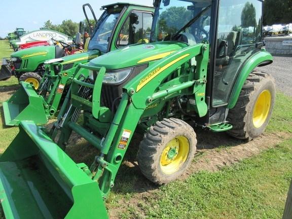 2016 John Deere 3046R Tractor For Sale