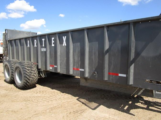 2015 Artex SB700 Manure Spreader-Dry For Sale