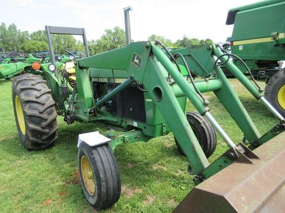 1988 John Deere 2355 Tractor For Sale