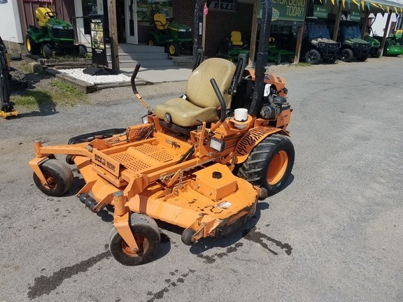 2013 Scag STT-28CAT Zero Turn Mower For Sale