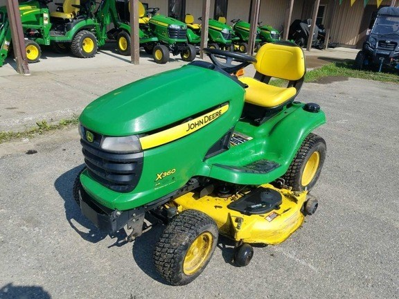 2010 John Deere X360 Lawn Mower For Sale