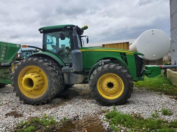 2012 John Deere 8360R Tractor For Sale