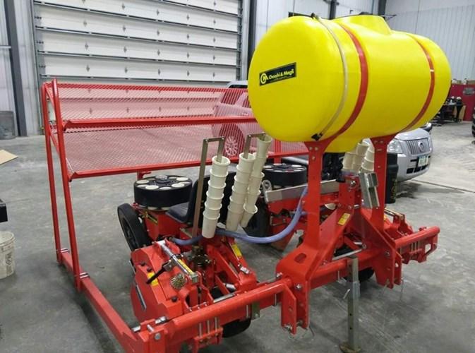 2019 Checchi & Magli Trium 2 row Hemp Transplanter Planter For Sale