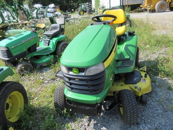 2013 John Deere X300 Lawn Mower For Sale