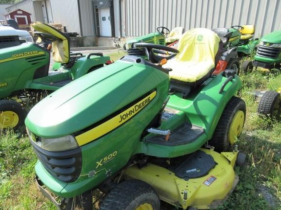 2007 John Deere X500 Lawn Mower For Sale