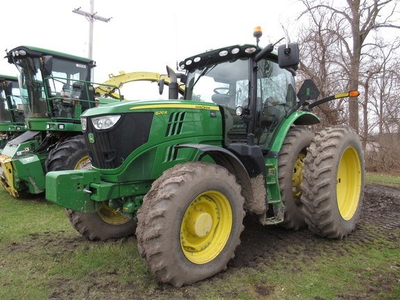 2012 John Deere 6210R Tractor For Sale
