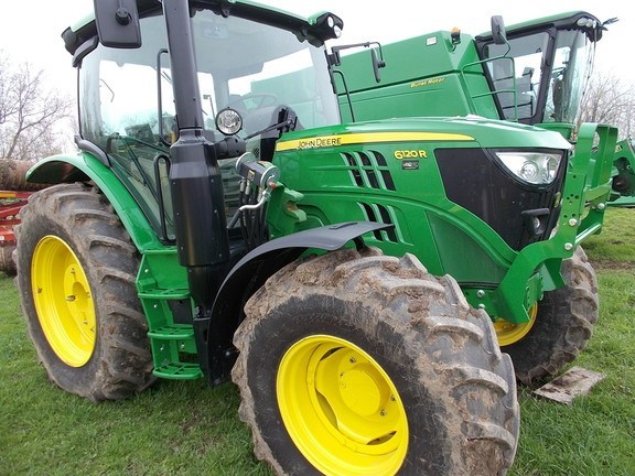 2018 John Deere 6120R Tractor - Utility For Sale